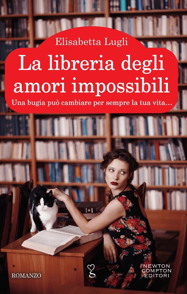 La libreria degli amori impossibili di Elisabetta Lugli