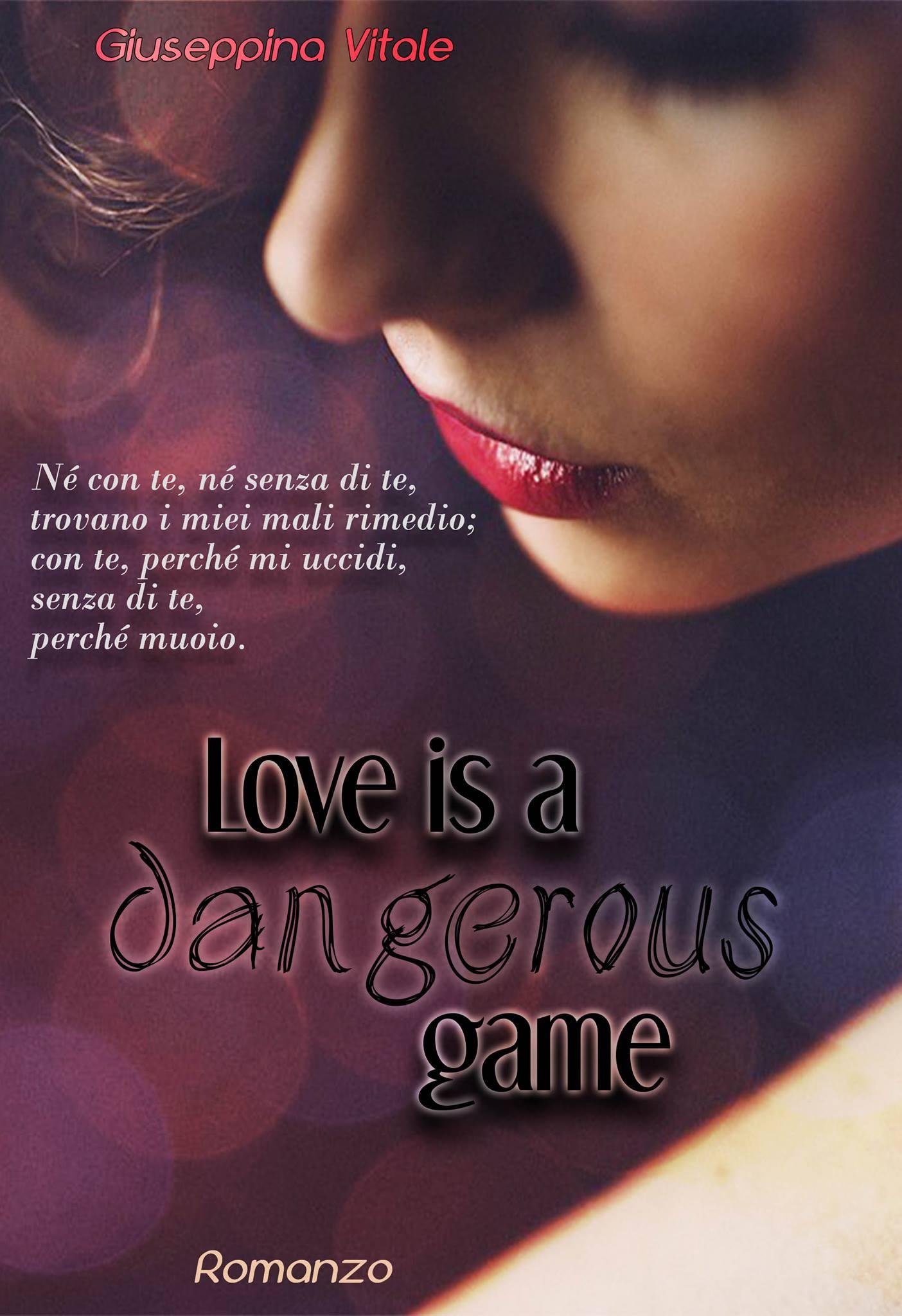 love is dangerous Court métrage réalisé dans le cadre d'un projet sur la thématique love, par trois élèves du master.