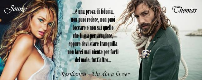 Teaser Resilienza di Viola Raffei