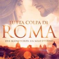 """""""Tutta colpa di Roma"""" la nuova opera letteraria dello scrittore Dennis Blake."""