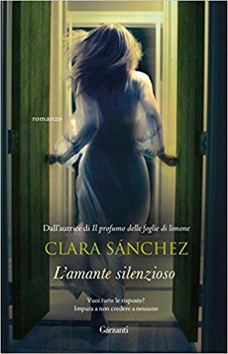 L'amante silenzioso di Clara Sanchez