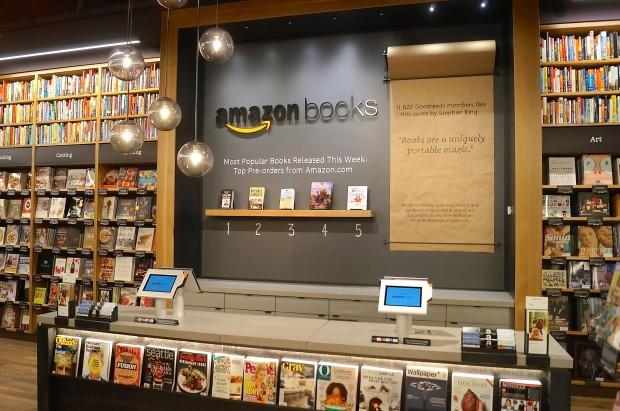 Amazon books negozio