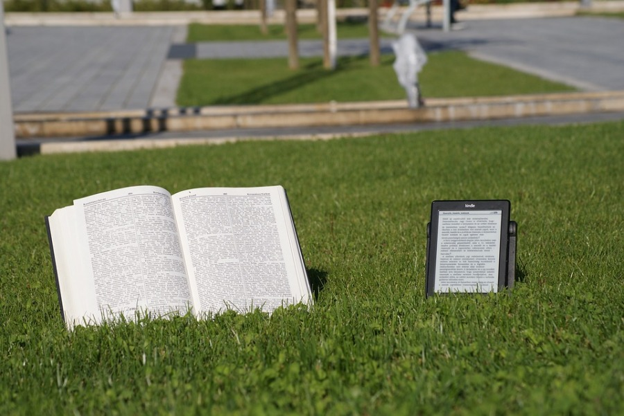 ebook contro libri