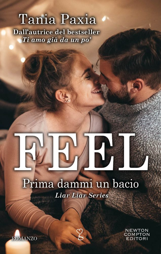 Feel prima dammi un bacio di Tania Paxia