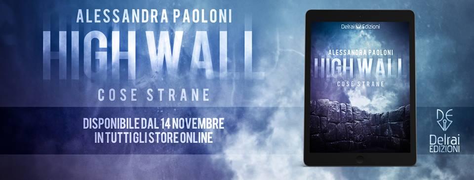 Promo High wall di Alessandra Paoloni