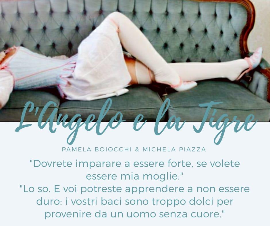 """""""L'Angelo e la Tigre"""", la recensione Pink."""